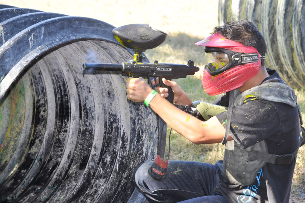 Paintball in houston urban war zone paintball houston for Builders unlimited